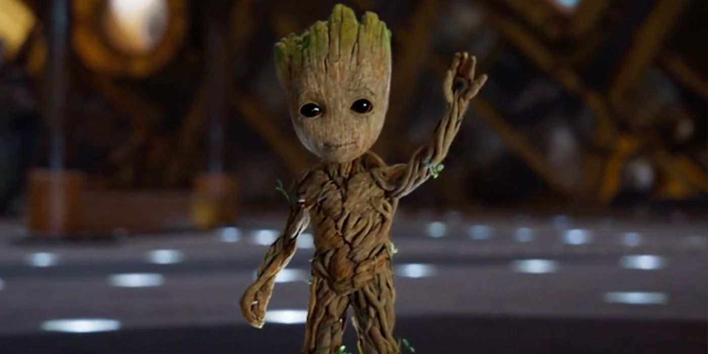 GotG: Superpowers You Didn't Know Groot Had