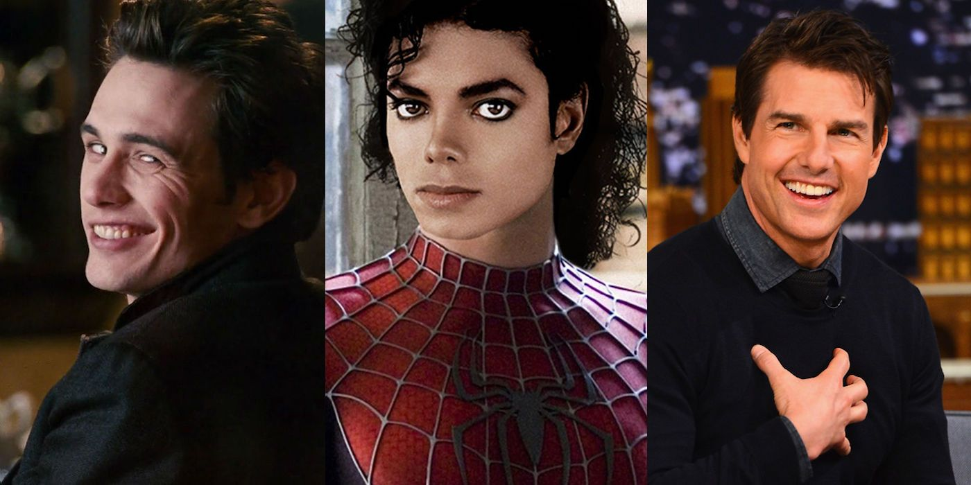 15 actors who almost played spider-man | screenrant