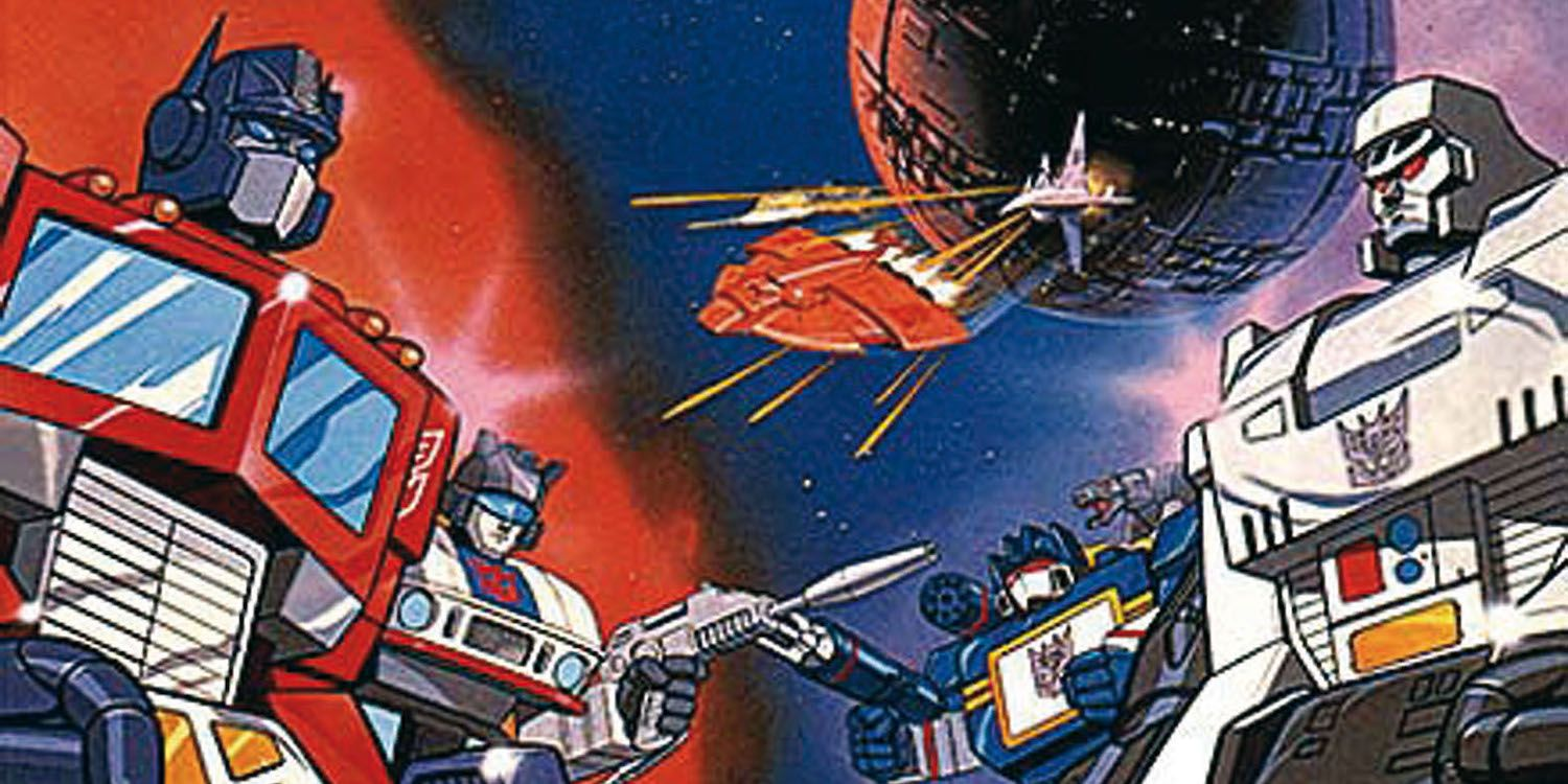 Animated Transformers Movie to Explore the History of Cybertron