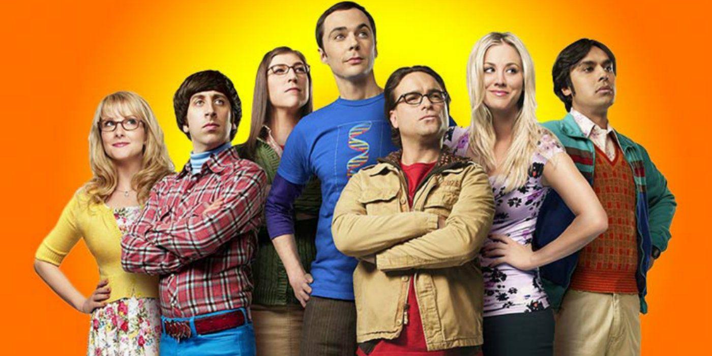 Big Bang Theory Burning Serie