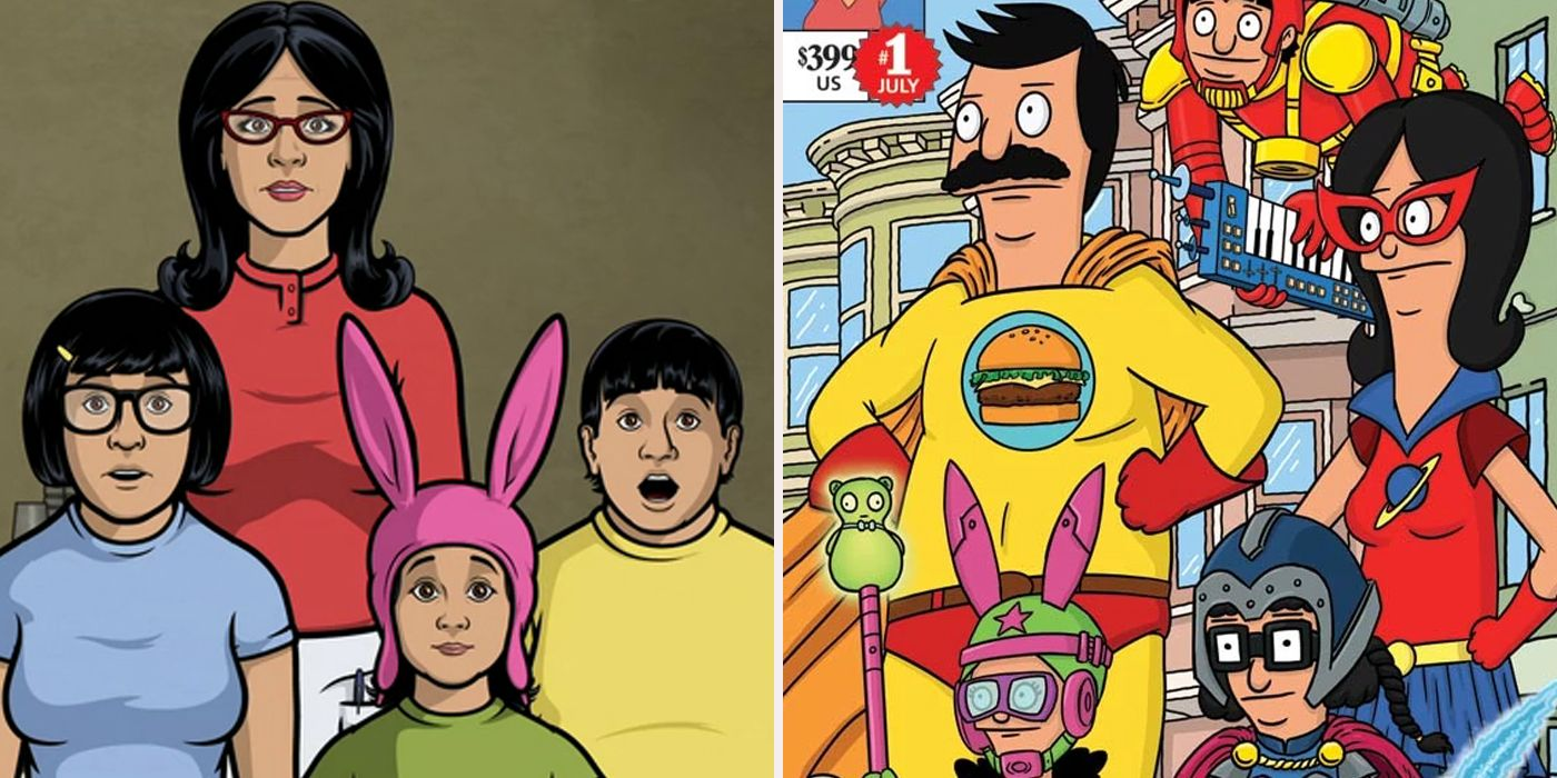 things you didn t know about bob s burgers screenrant