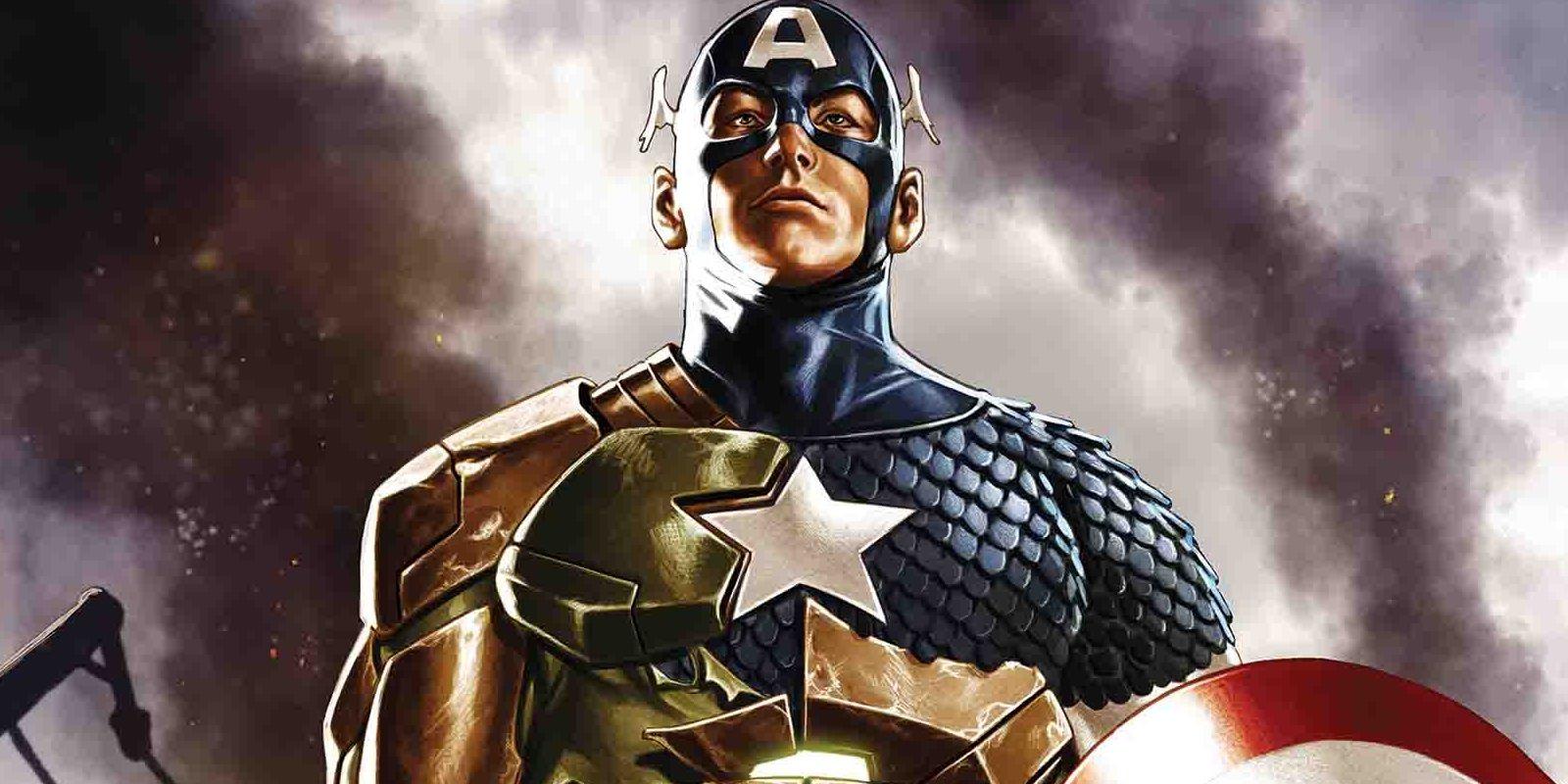Marvel Teases Captain America's 'Redemption'  Screen Rant