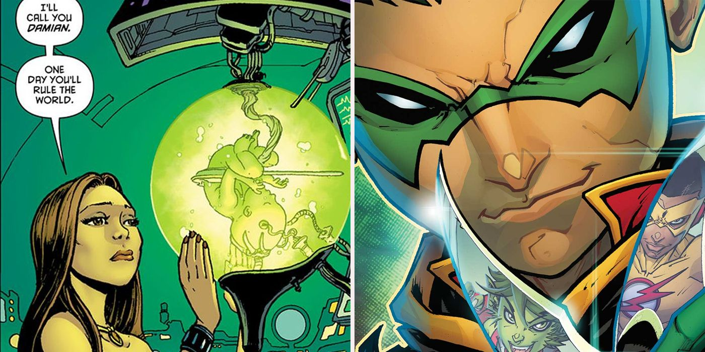 Things You Didn't Know About Damian Wayne | ScreenRant