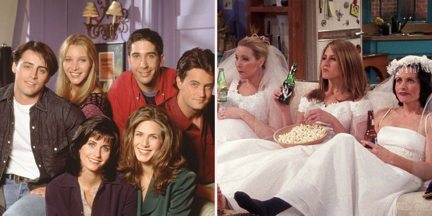 Things You Never Knew About Friends | ScreenRant