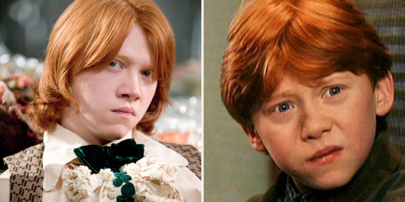 Times Ron Weasley Was The Worst (And Best) | ScreenRant