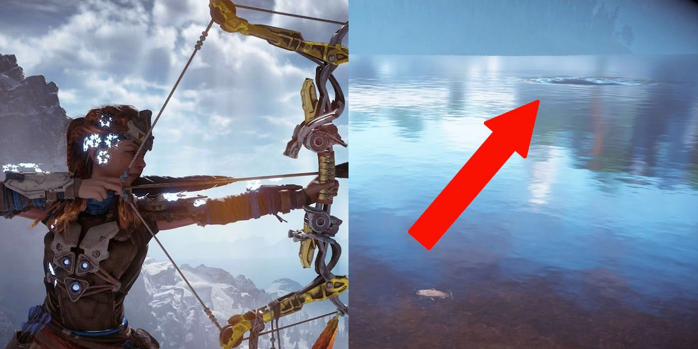 15 Best Hidden Secrets Of Horizon Zero Dawn Screenrant