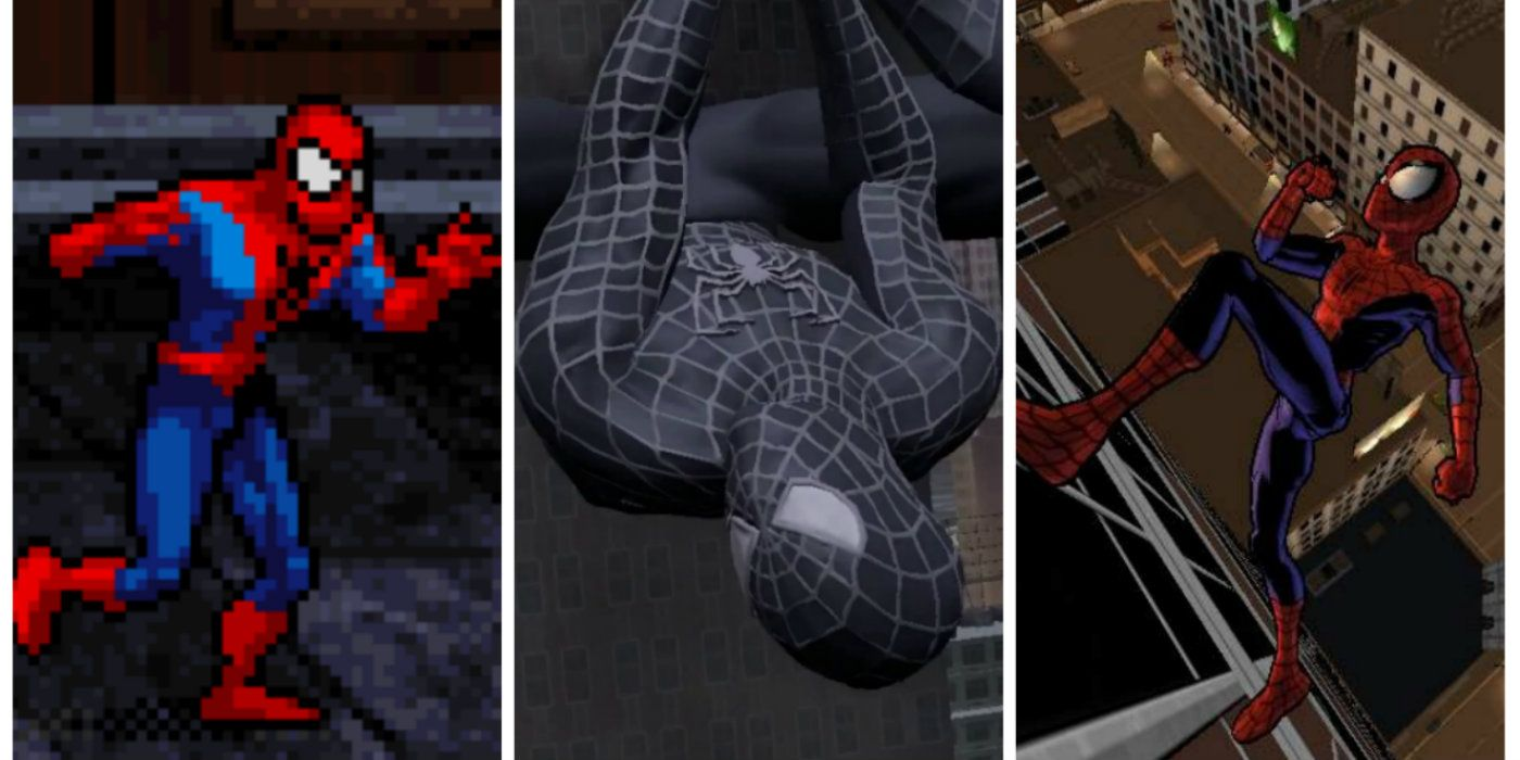 every spider-man video game, ranked | screenrant