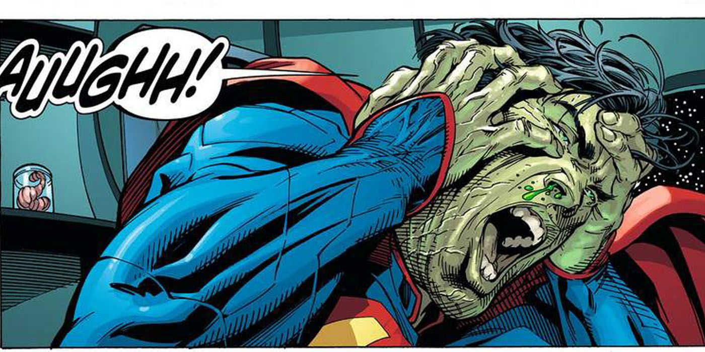 Superman's 15 Most Brutal Injuries | ScreenRant on