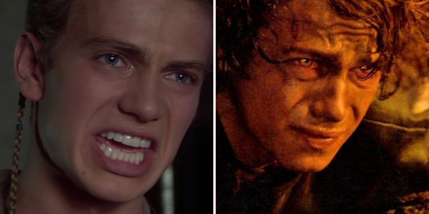 Most Wtf Things Anakin Skywalker Has Done Screenrant