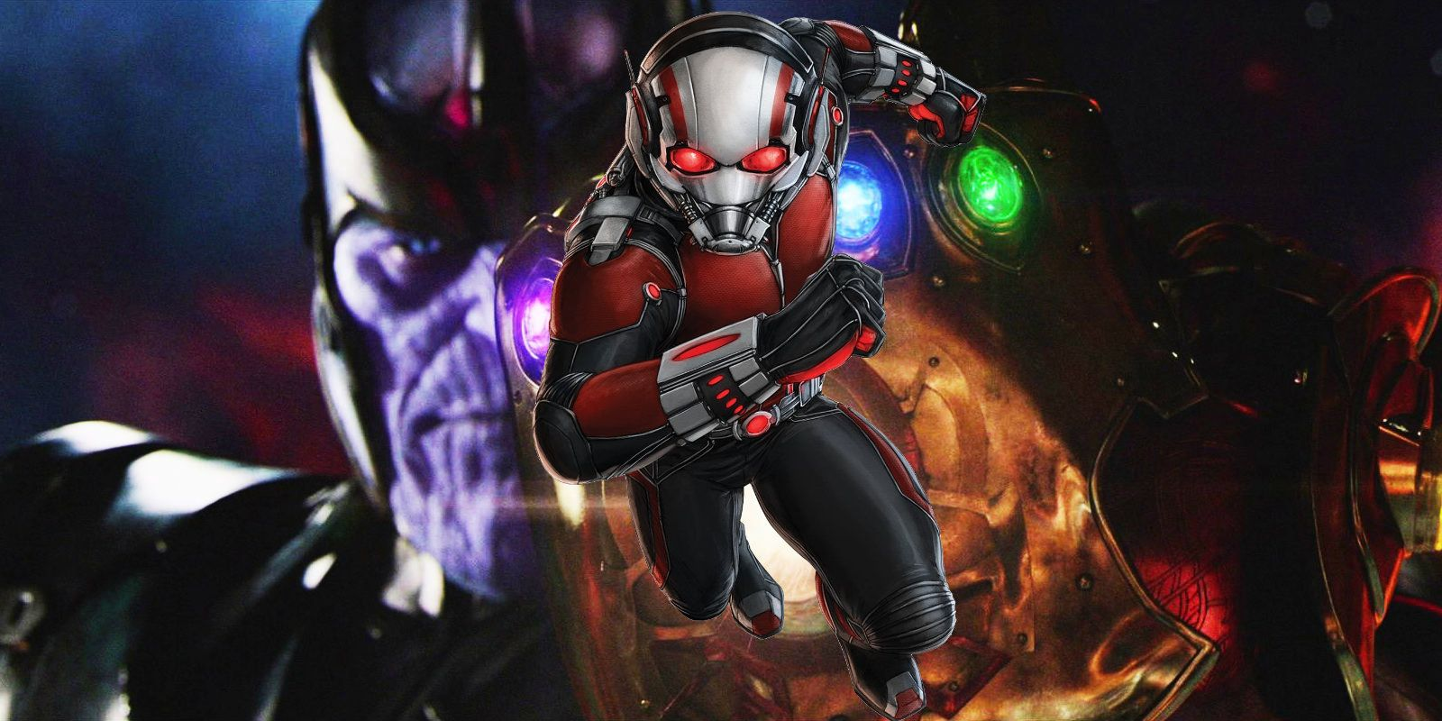 ant-man's on the run in set photos | screenrant