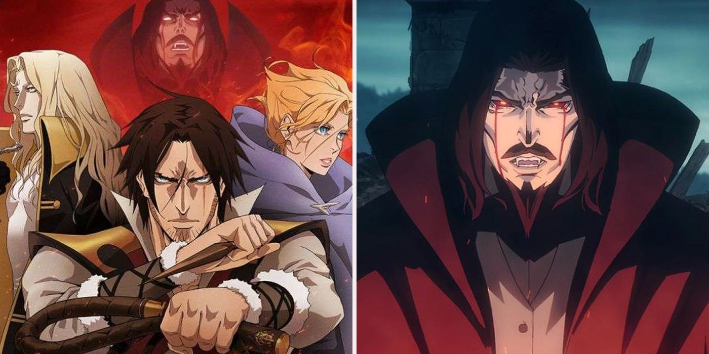 Facts About Netflix S Castlevania Screenrant