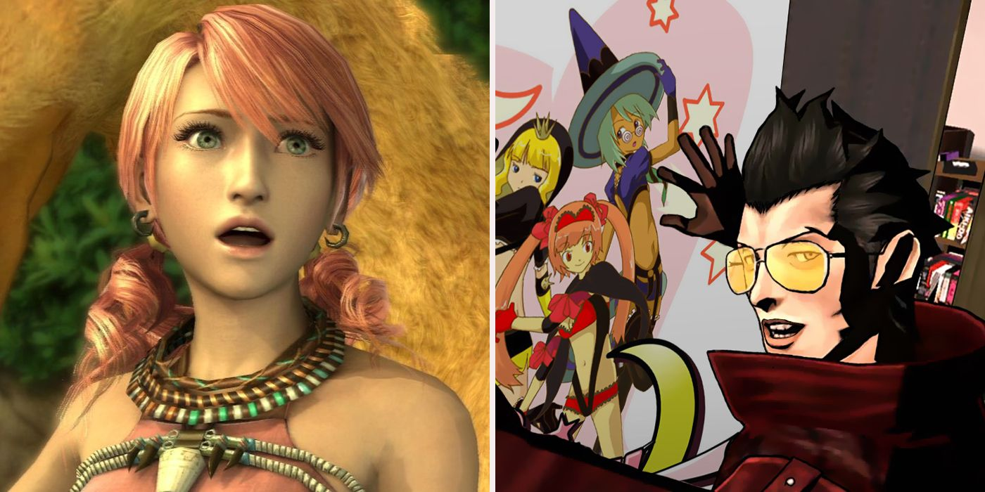 Final fantasy women characters nude