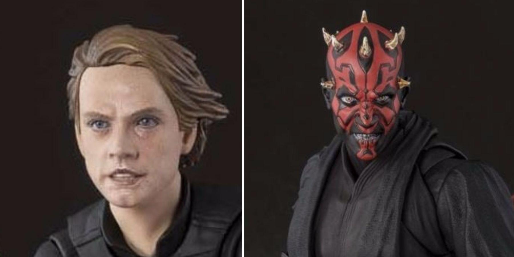 Best Star Wars Figures That Aren't By Disney | ScreenRant