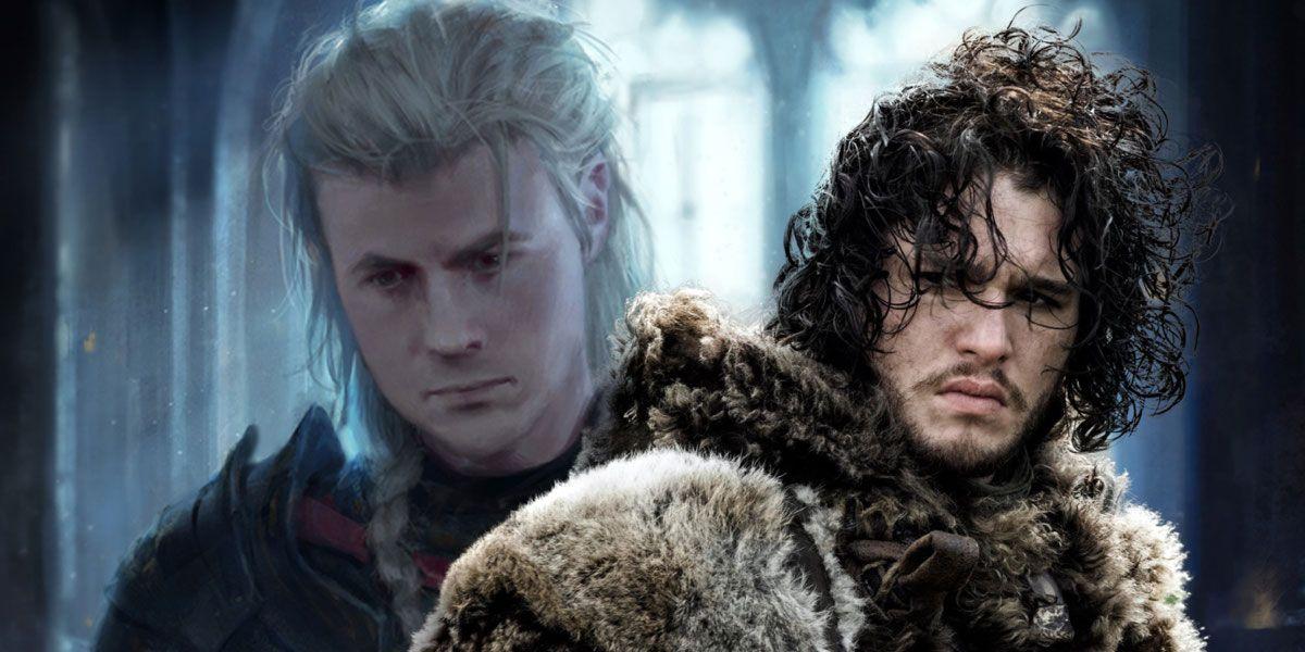 Game Of Thrones: Rhaegar Targaryen Explained | ScreenRant