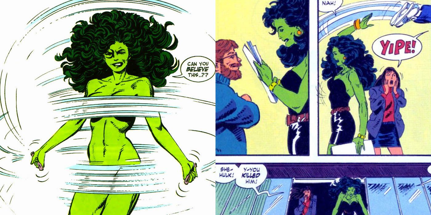 15 Most WTF Things She-Hulk Has Ever Done