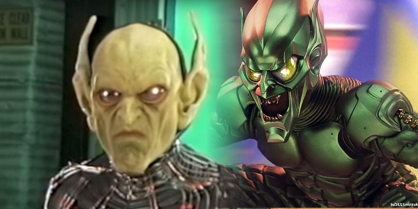original green goblin mask was comic accurate screenrant