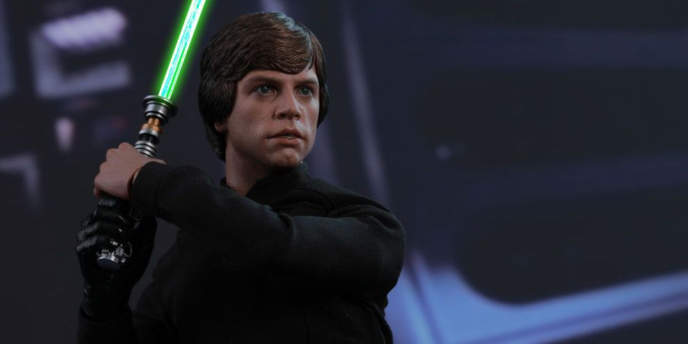 Hot Toys Unveils New Luke Skywalker Figure Screenrant