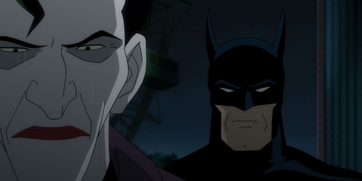 Kevin Conroy Approves Of Joker Origin Film Screenrant