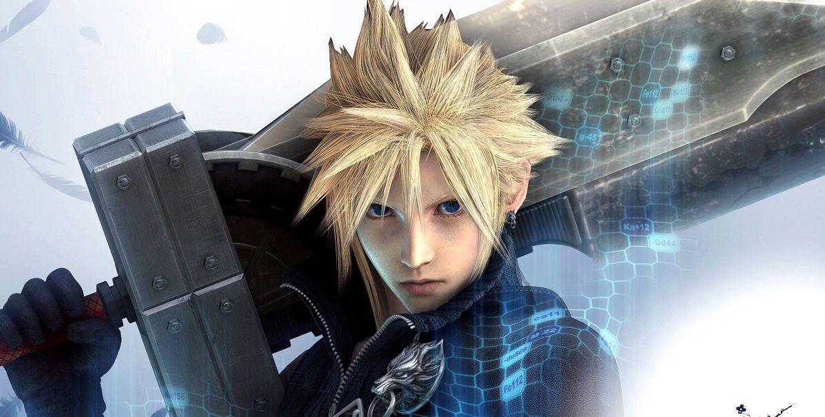 Final Fantasy 20 Strange Details About Cloud Strife S Body