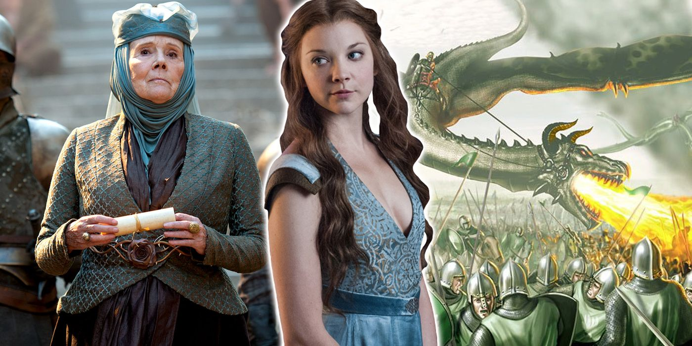 Game Of Thrones Tyrell