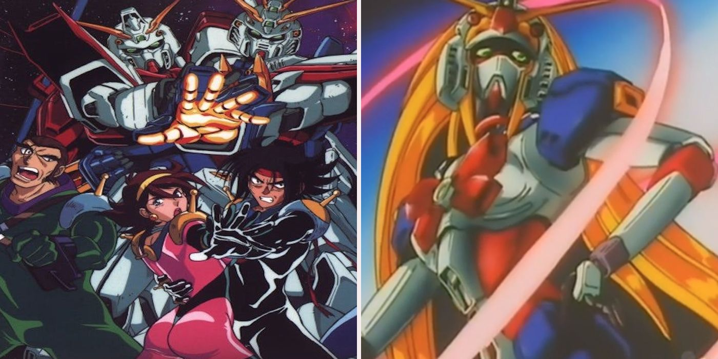 Facts About Mobile Fighter G Gundam | ScreenRant