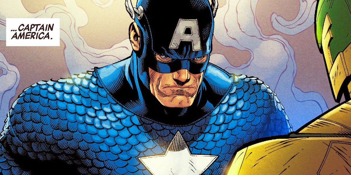 The REAL Captain America Finally Returns | Screen Rant