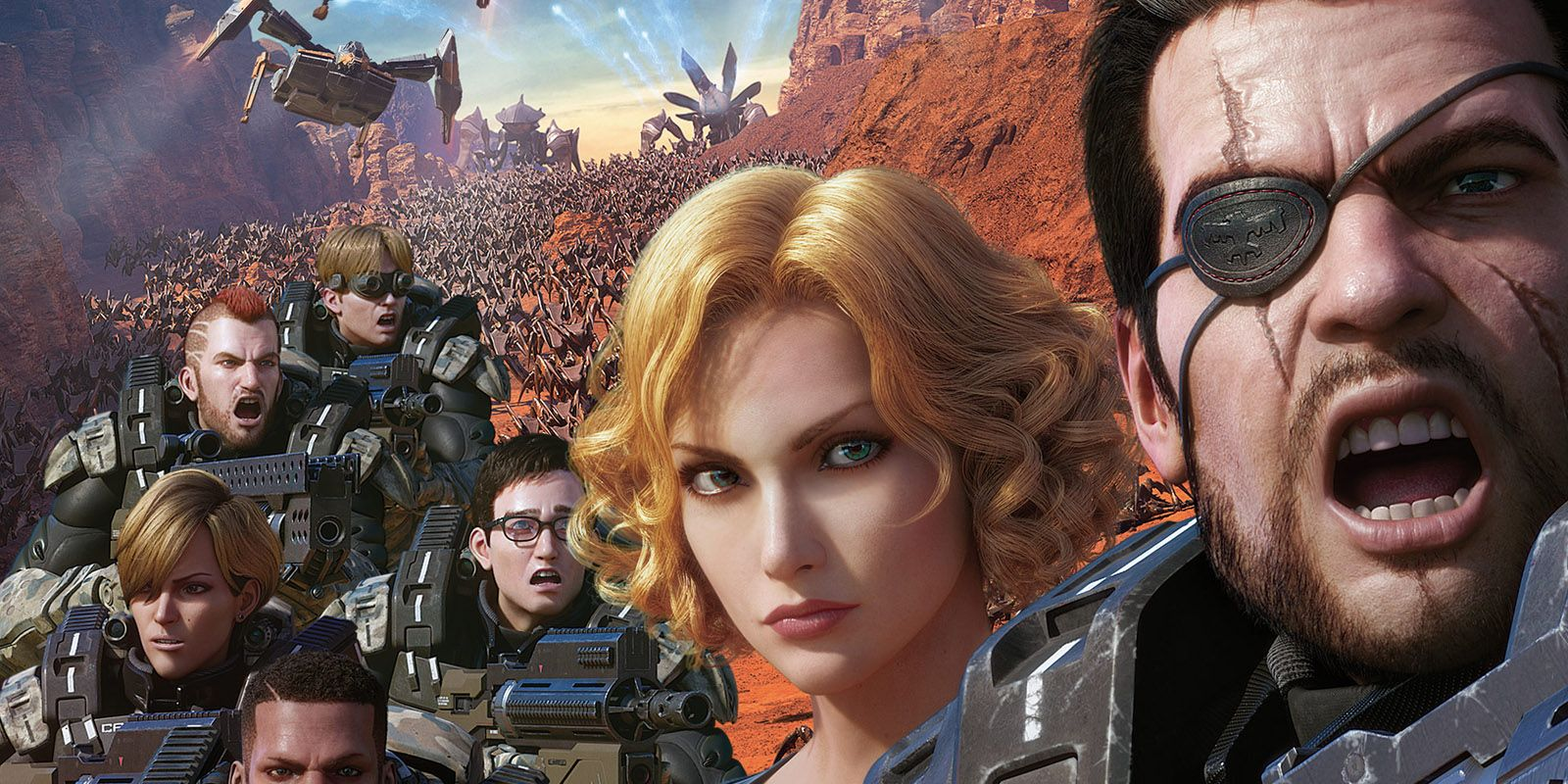 Exclusive New Starship Troopers Traitor Of Mars Trailer