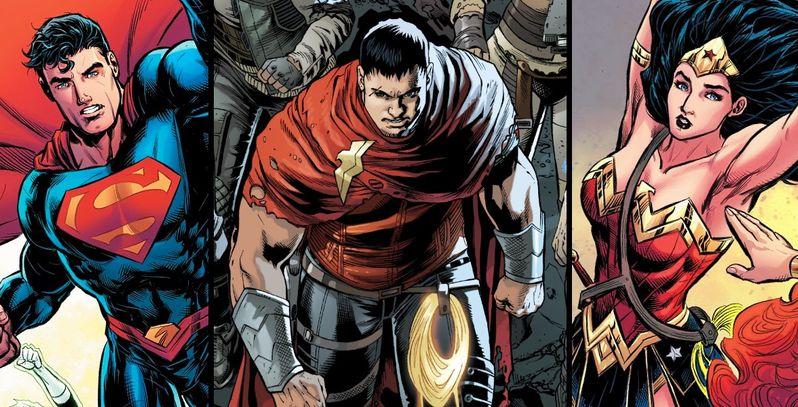 The Dark Secret of Superman & Wonder Woman's Son | ScreenRant