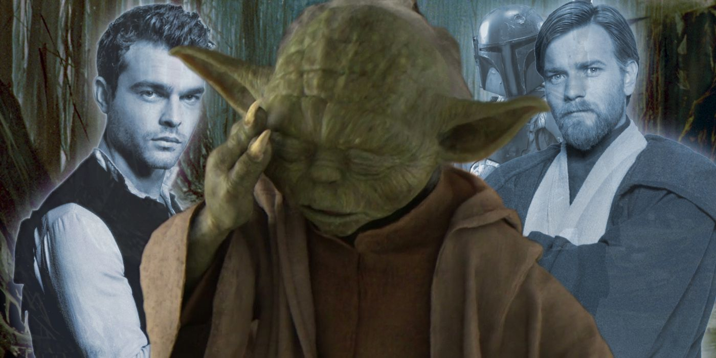 a yoda star wars spinoff is a terrible idea