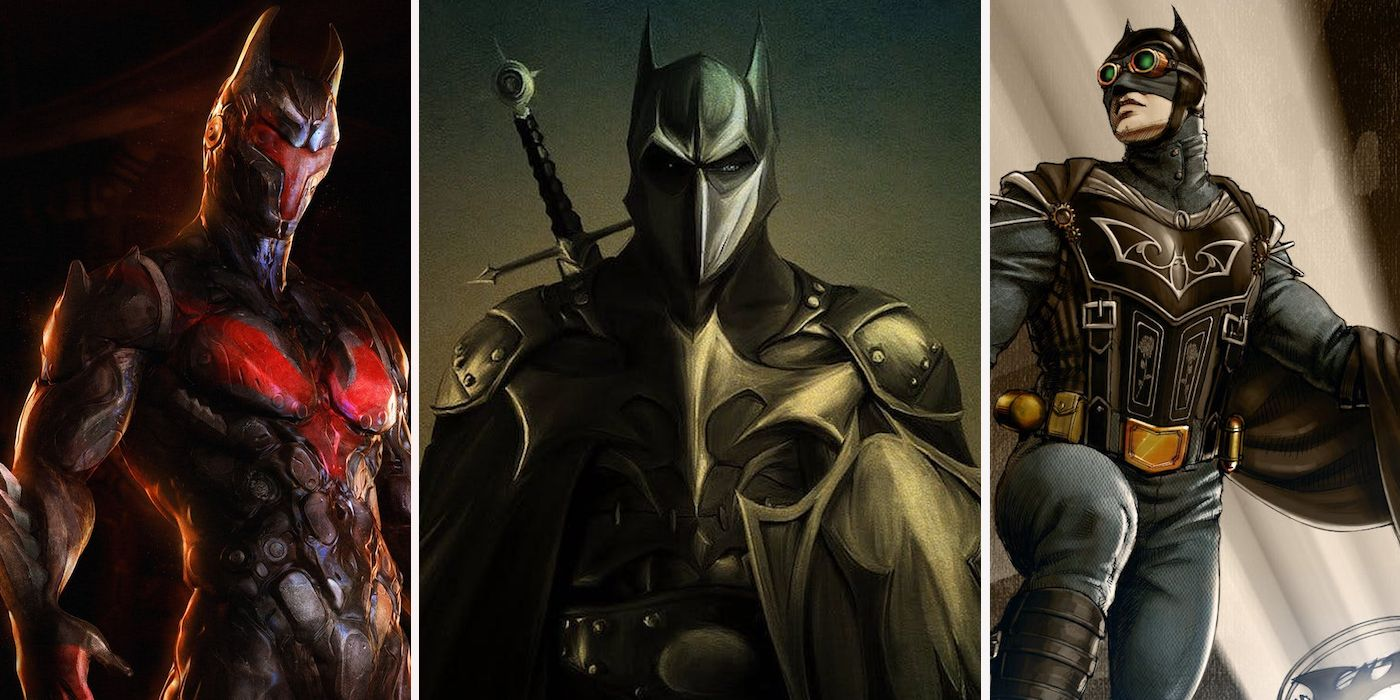 Batman: 15 Fan-Designed Batsuits That Would Look AWESOME On Screen