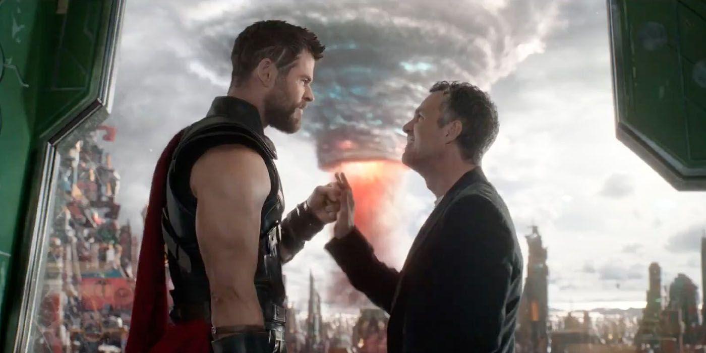Mark Ruffalo Live-Streamed Thor: Ragnarok Audio | Screen Rant