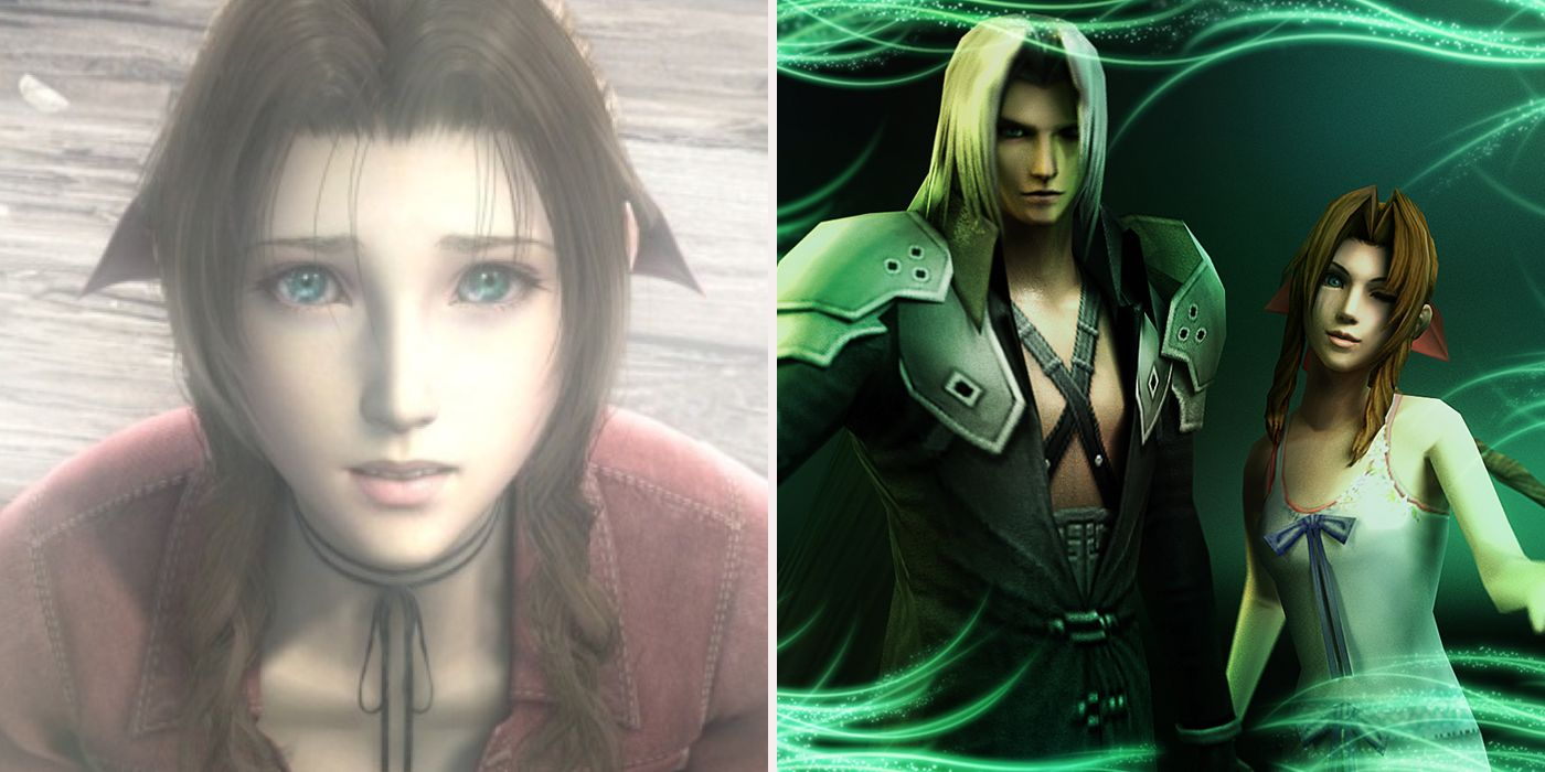 Final Fantasy: 15 Things You Never Knew About Aerith