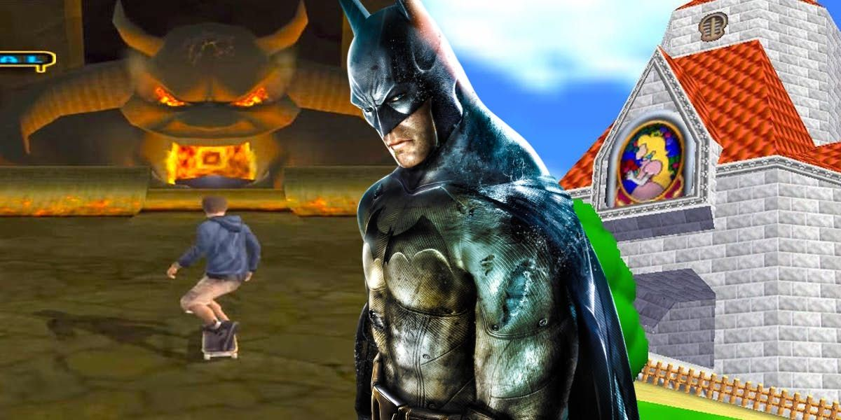 15 Hidden Video Game Locations That Are Worth Finding (And 15 That Are Worthless)