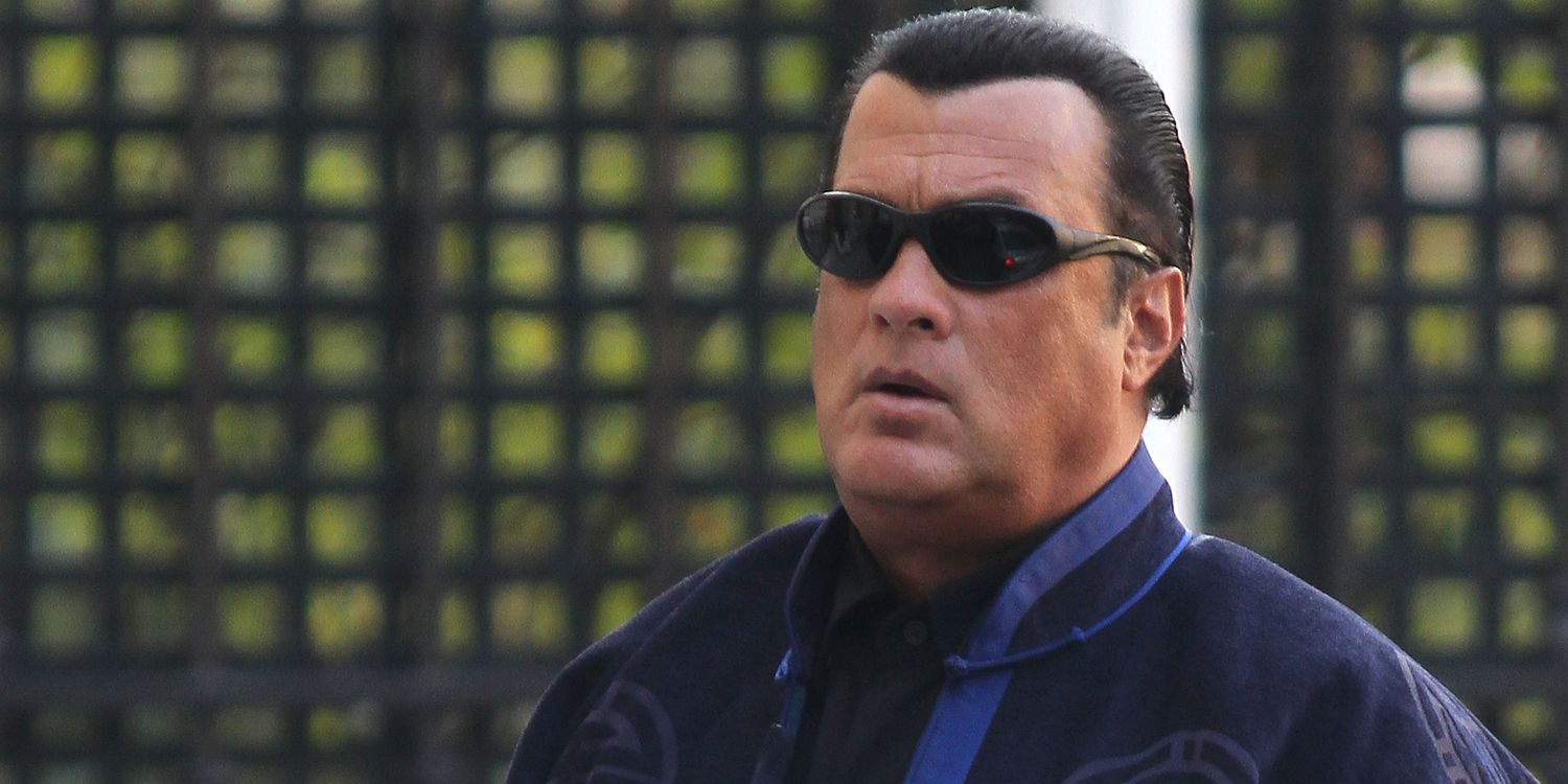 Russia Tasks Steven Seagal With Improving US Cultural Ties