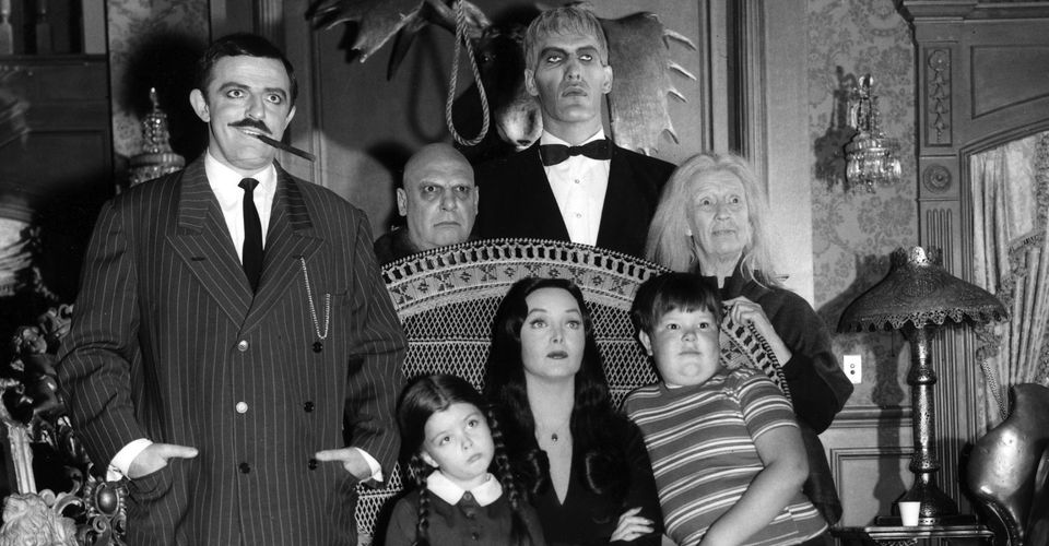 Animated Addams Family Movie Cast Plot Artwork Revealed