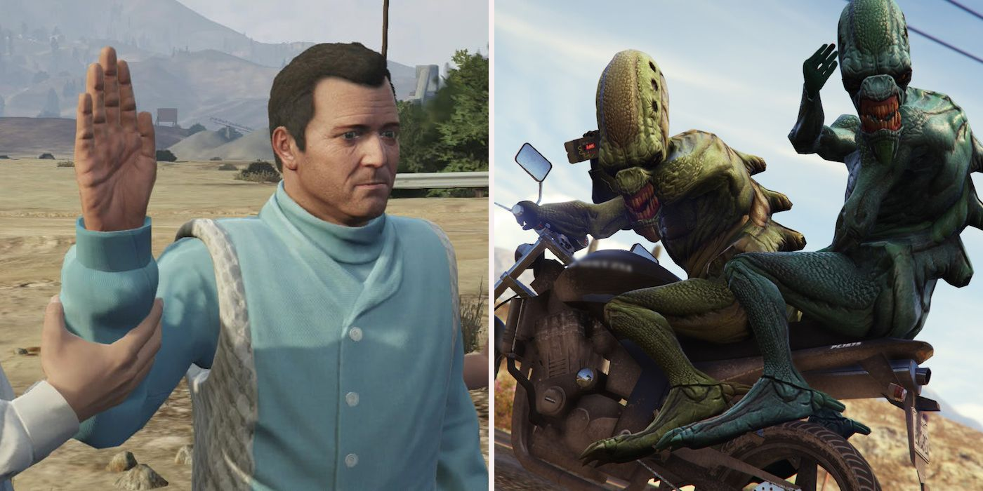 GTA 5: Hidden Missions You Didn't Know About | ScreenRant