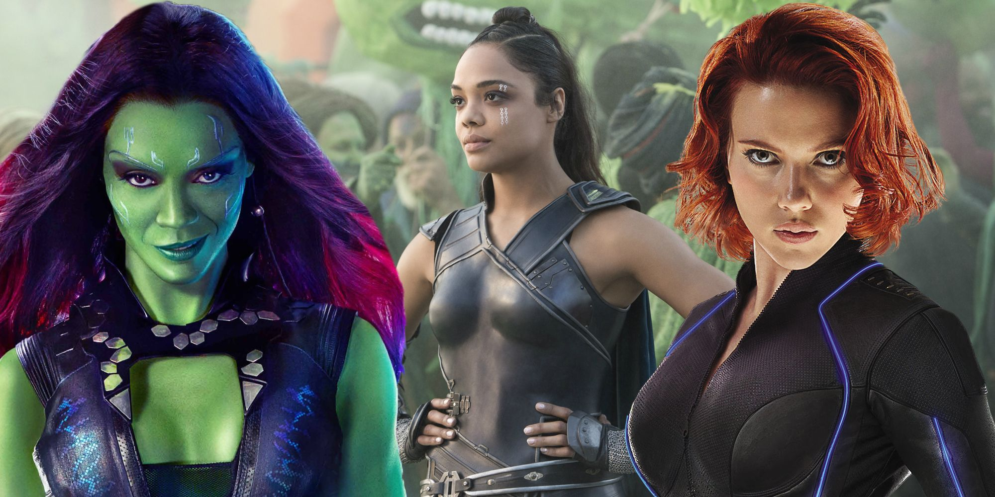 10 Marvel Movies That Pass The Bechdel Test | ScreenRant