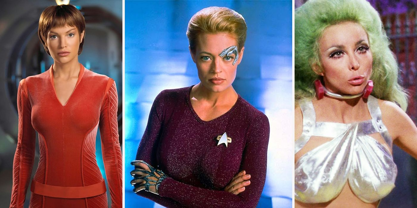 Take A Look At These Powerful Women Who Appeared On Star Trek