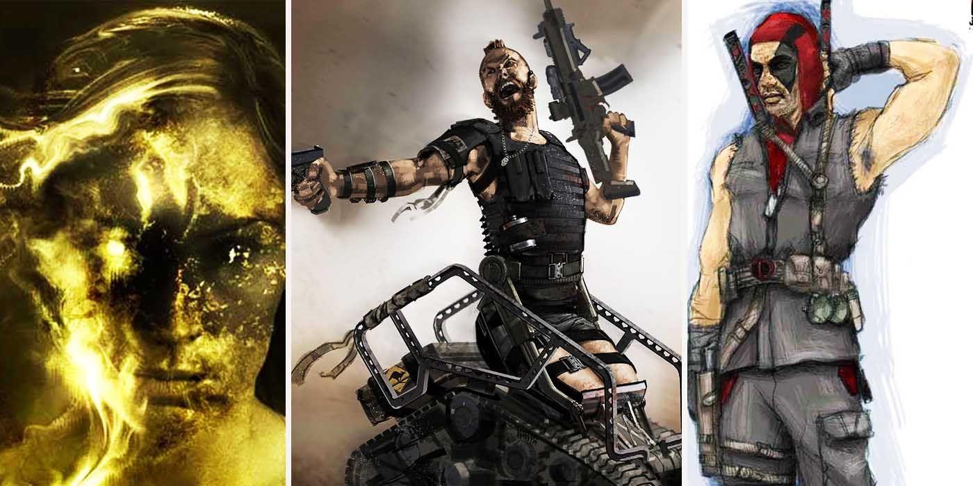 Amazing Unused X Men Concept Art Designs Screenrant