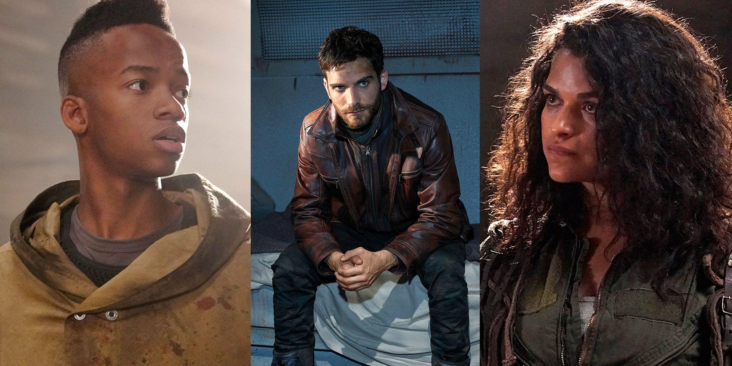 agents of shield new characters season 5