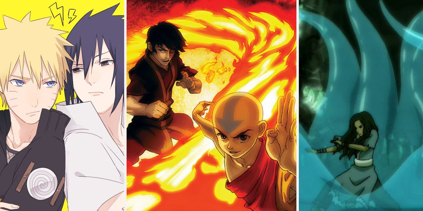 Things You Missed In Avatar The Last Airbender