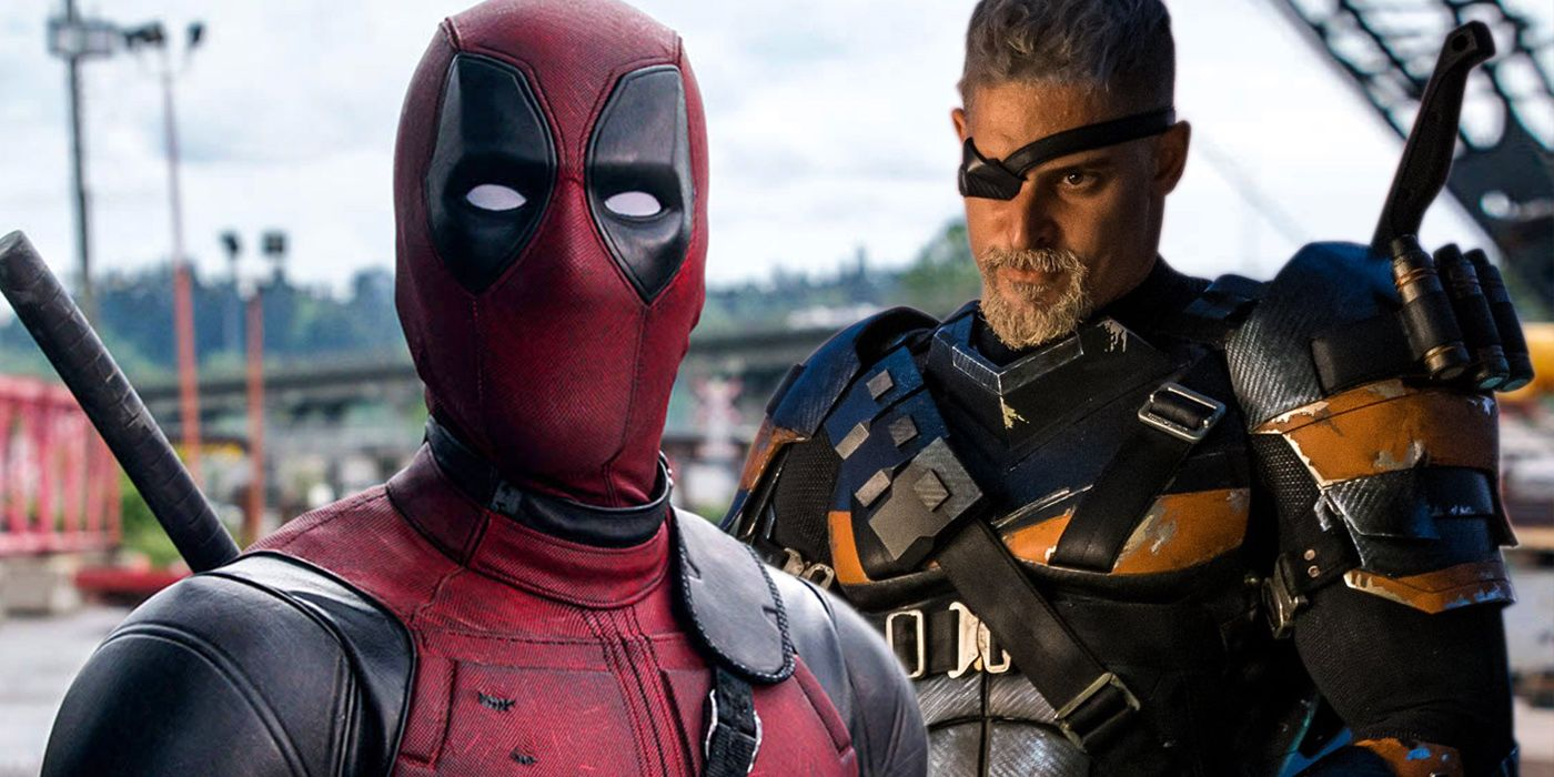 Why Deathstroke and Deadpool Are So Similar | Screen Rant