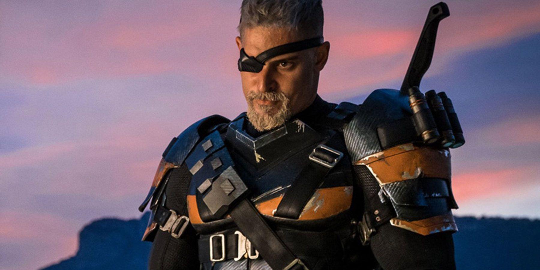 Justice League: Joe Manganiello Posts Deathstroke Snyder Cut Images