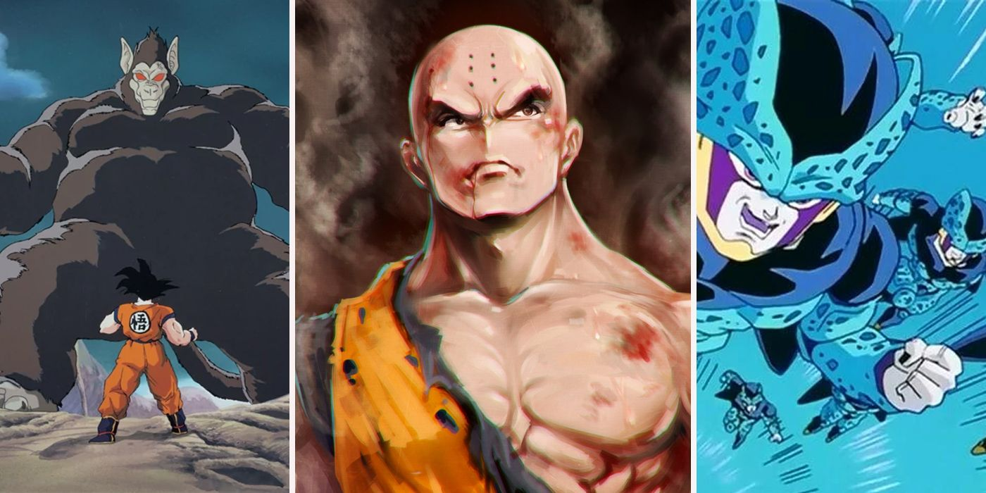 dbz fan theories that make too much sense screenrant - Dbz