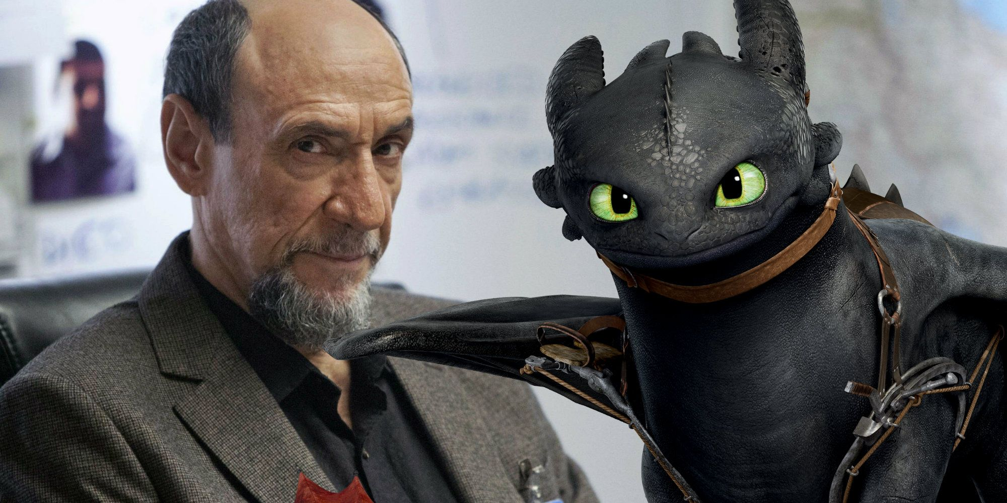 How to train your dragon 3 casts its villain screenrant ccuart Image collections