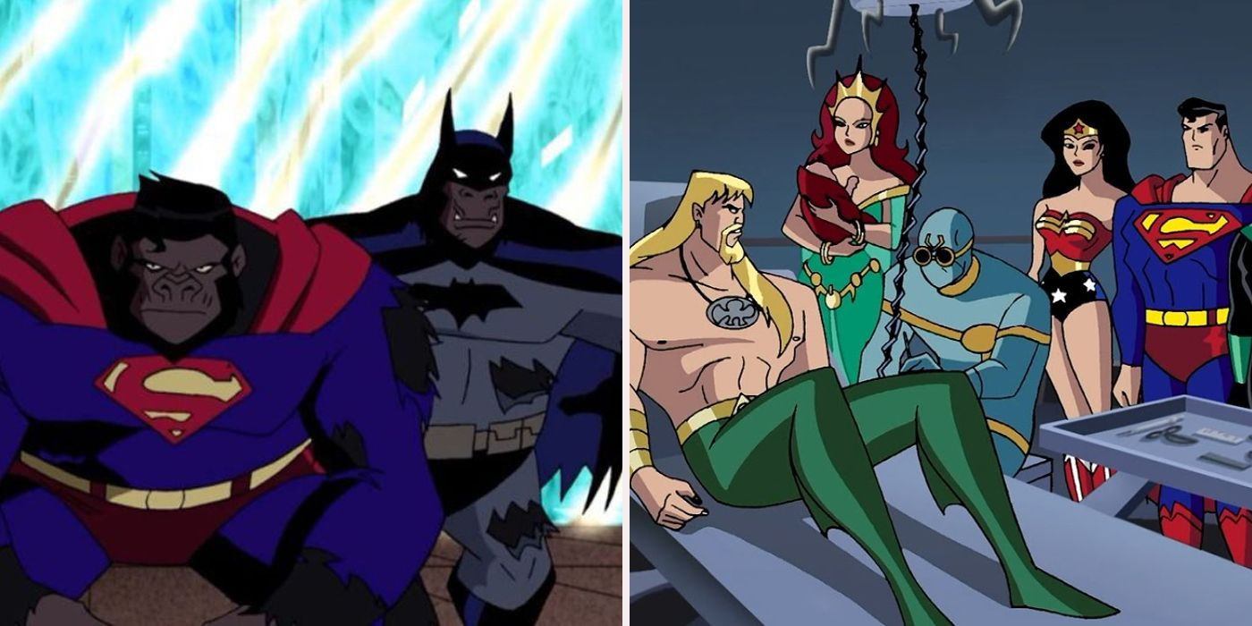 Huge Justice League Unlimited Mistakes | ScreenRant