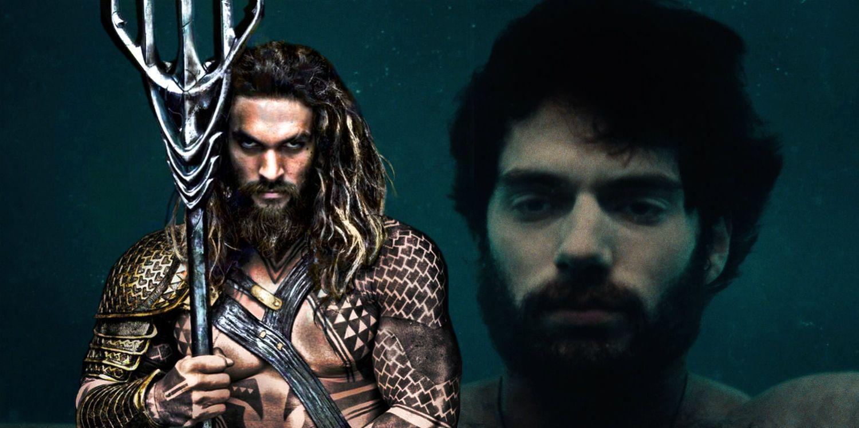 Aquaman; Superman; Homem de Aço; Jason Momoa