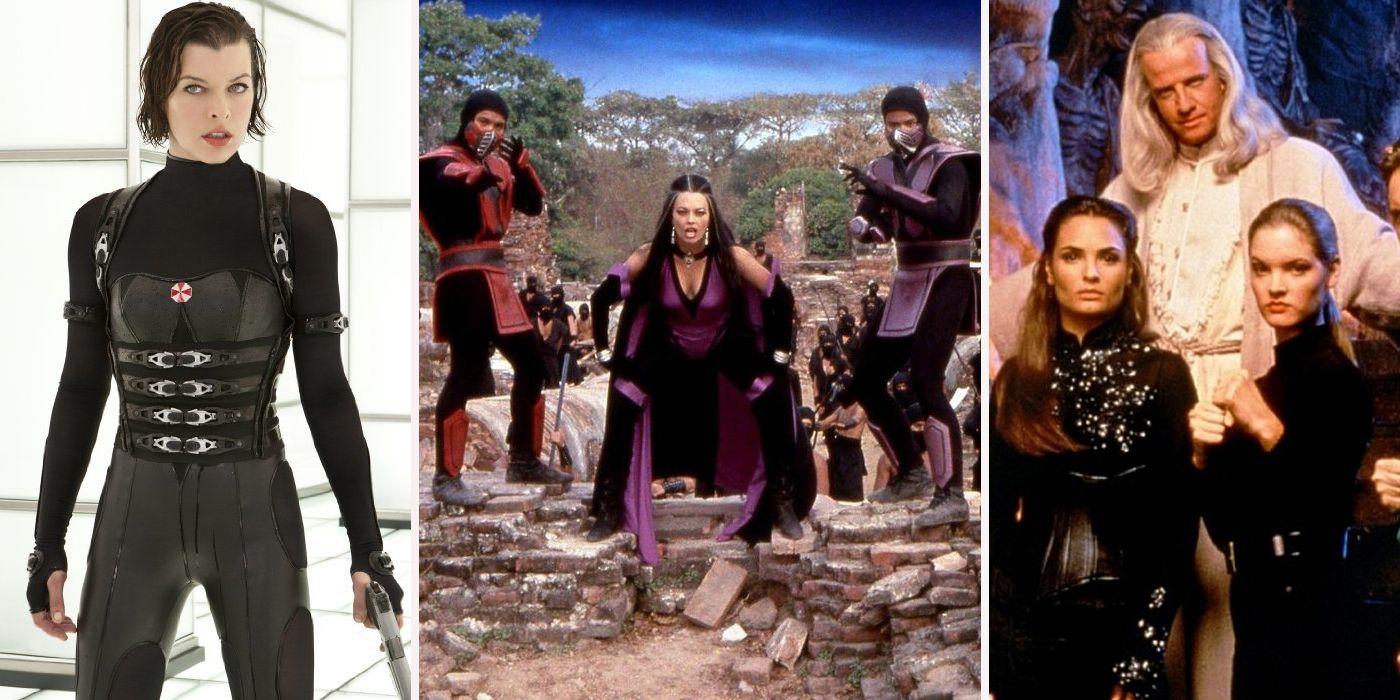 failed mortal kombat movies facts and trivia screenrant