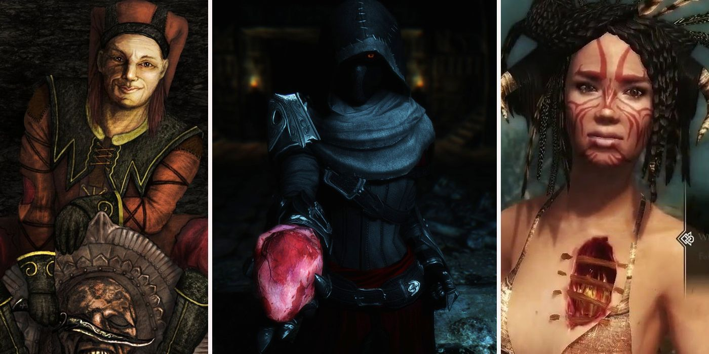 Skyrim: Choices That Made NO Difference | ScreenRant