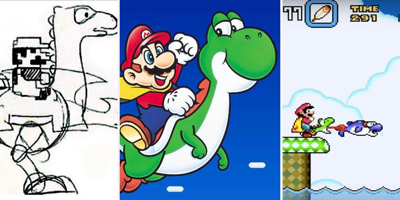 things you never knew about super mario world screenrant